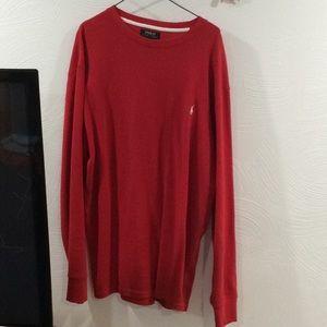 Polo Long sleeve XL BARELY WORN